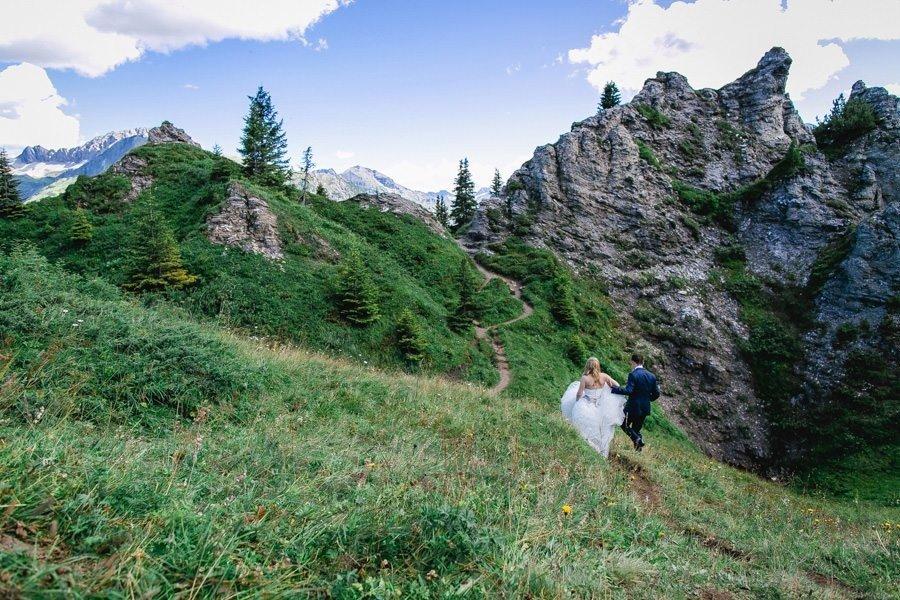 Hochzeit Lech am Arlberg