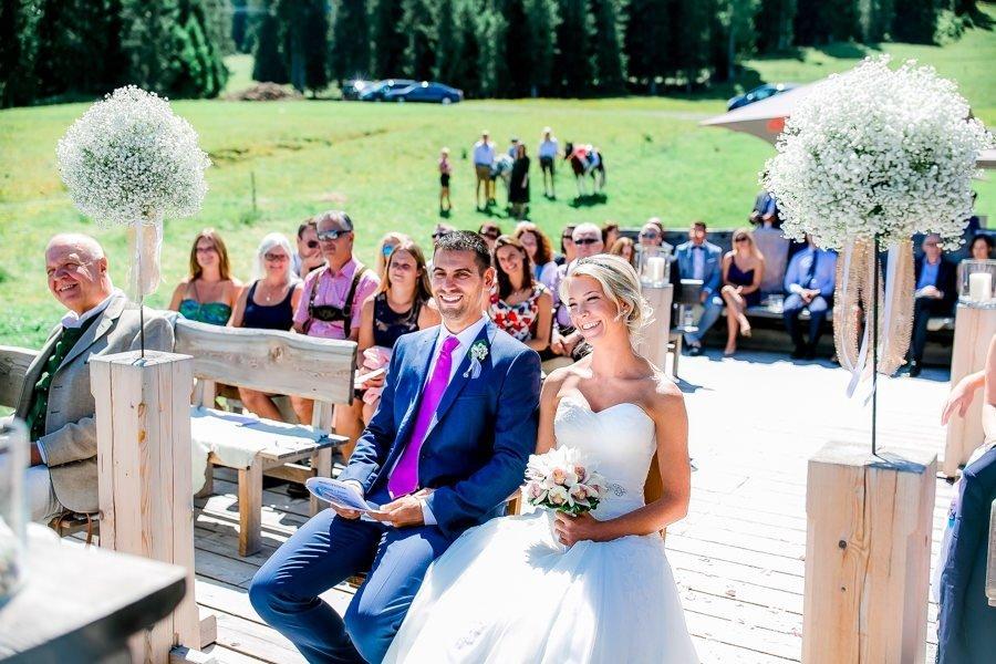Hochzeit Lisa Alm