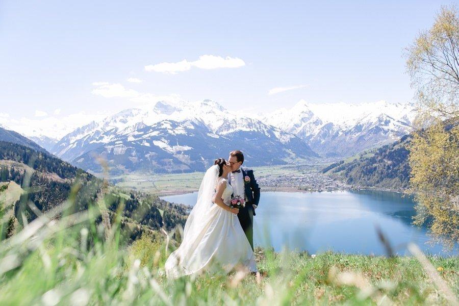 Hochzeitsfotograf Salzburg Zell am See Kaprun