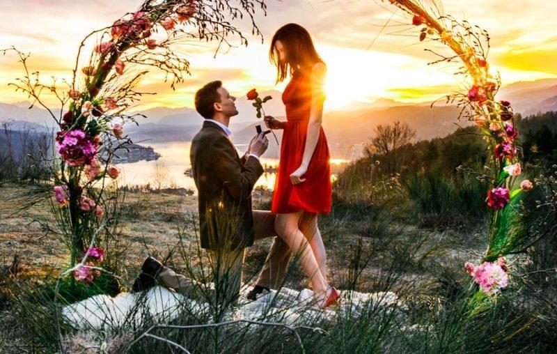 Wie Heiratsantrag Machen