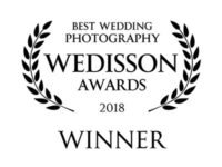 Weddison Award Winner 2018 - Best Wedding Photography