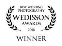 Weddison Award Winner 2018 - Best Wedding Photography
